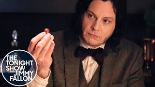 Jack White and Jimmy Fallon Play Grape Chess thumbnail