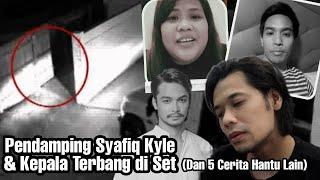 Angker Sister: Edisi Syafiq Kyle (Not clickbait), Penanggal Di Parking Dan 5 Cerita Hantu Lain