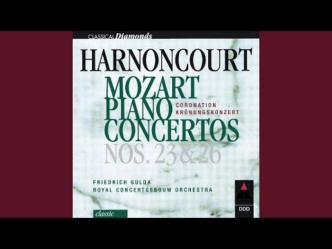 Mozart : Piano Concerto No.23 in A major K488 : I Allegro