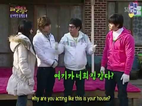 Daesung teasing the Fake Scandal Couple