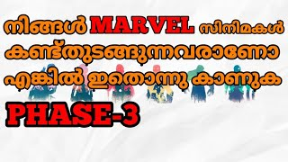 BEHIND THE END GAME....MOVIES REWINDING.... EXPLAINED IN MALAYALAM... PHASE-3