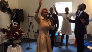 Prophetess Bernadine Bell-McGhee - Kingdom Living (Part 1)
