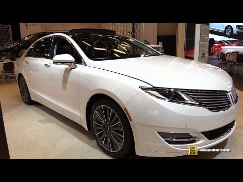 2015 Lincoln MKZ 3.7 AWD - Exterior and Interior Walkaround - 2015 Montreal Auto Show