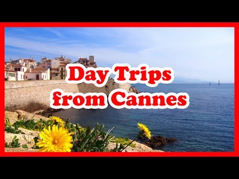 5 Top-Rated Day Trips from Cannes, France | Europe Day Tours Guide