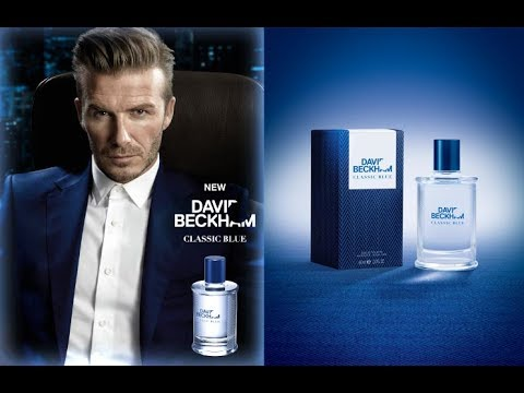 David Beckham Classic Blue Fragrance Review 2014 Youtube