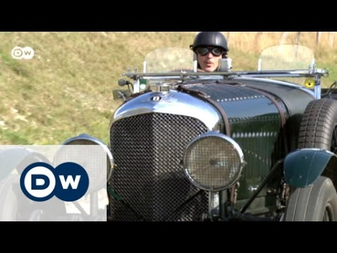 A legend: Bentley 4.5 Litre | Drive it!