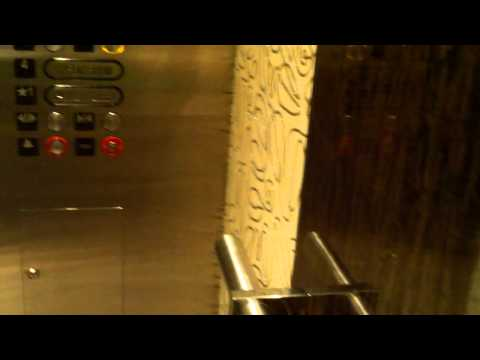 Repeat Otis High-Speed Elevators (modded by Kone?) at MGM