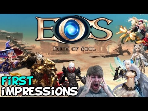 Echo Of Soul First Impressions 'Is It Worth Playing?'
