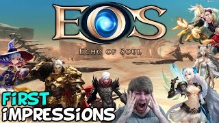 "Echo Of Soul First Impressions ""Is It Worth Playing?"""