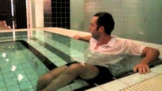 KULTURNATTEN 2013 Mellemrum af Tomas Lagermand Lundme Trailer. En historie om vandet imellem os.