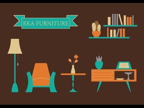 Create Living Room Scene with Illustrator