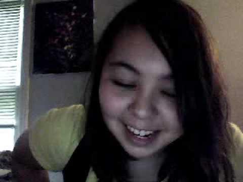 Victoria hacked you. :)