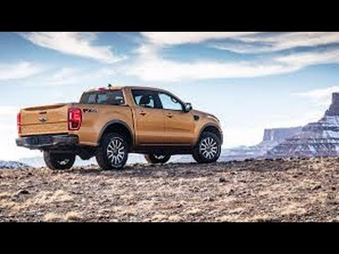 2019 Ford Ranger Euro Spec The 2019 Ford Ranger Has Officially Debuted Pictures Photo Gallery