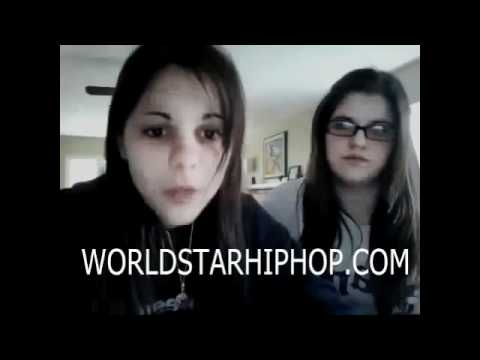 Racist White Teen Girls Goes On A Rant About Blacks ORIGINAL FOOTAGE