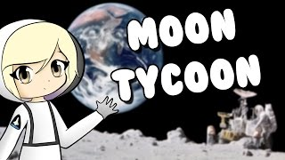 TRAVEL TO THE MOON! Roblox Moon Tycoon in Spanish
