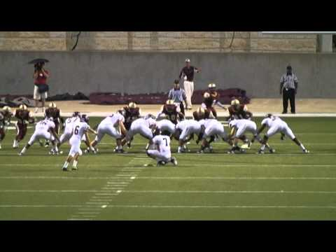 Cy Woods vs, A&M Consolidated Highlights 2011
