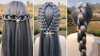Top 30 Amazing Hair Transformations - Beautiful Hairstyles Compilation 2019 | Part 4