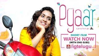 PYAAR | Latest Telugu short film 2018 | Chetana Uttej | Sudhir | Laxman Mungi | Indiaglitz Telugu
