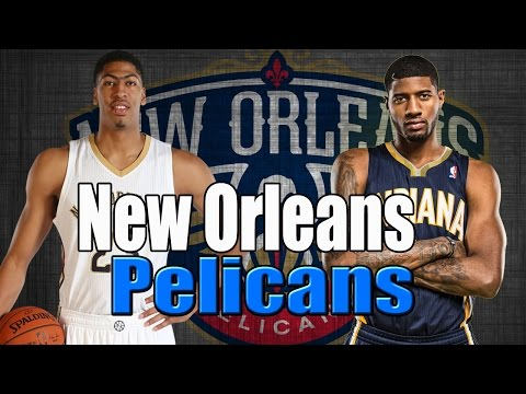 NBA 2K17 REBUILDING THE NEW ORLEANS PELICANS | ANTHONY DAVIS GETS HELP
