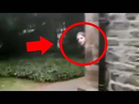 5 Video Di Fantasmi Che Ti Faranno Venire I Brividi