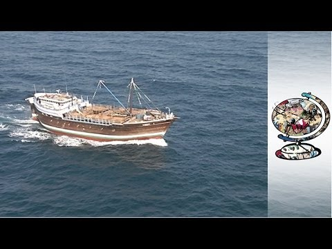 Watch Footage of Sailors Capturing Somali Pirates