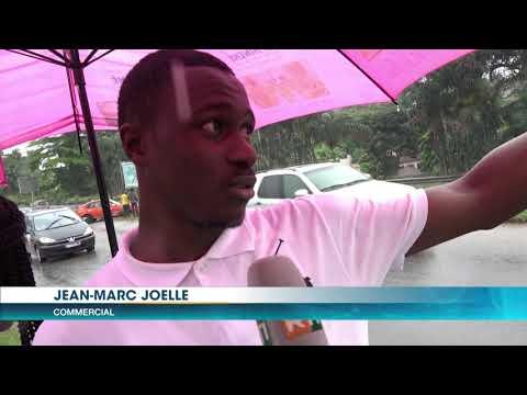 Société: Pluies diluviennes des inondations dans plusieurs quartiers d'Abidjan