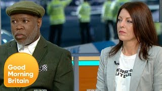 Are Parents to Blame for Knife Crime? | Good Morning Britain