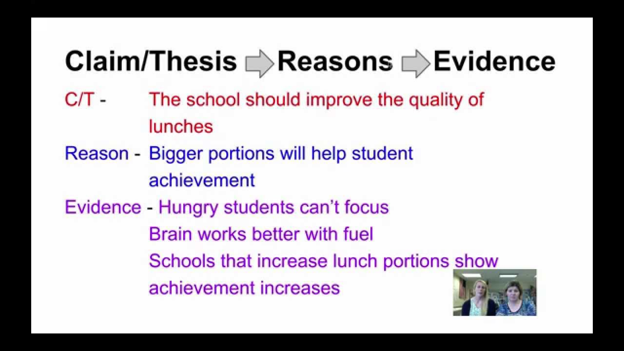 thesis statement or claim When it comes to essays, thesis statements should accomplish the same thing essays and other papers must begin with debatable thesis or claim basically, thesis should offer differing opinions or different aspects of some particular topic the reason is simple when writing an essay your job is to convince.
