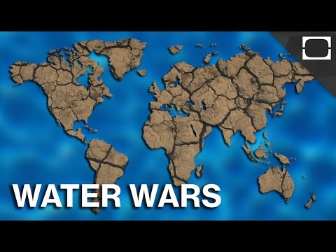 Which Countries Are Fighting Over Water?