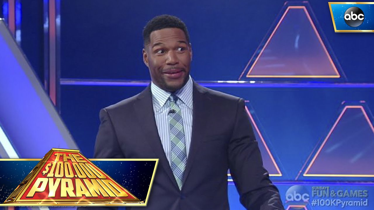 How To Buff A Car >> Michael Strahan Catches Contestants Off Guard - $100,000 ...