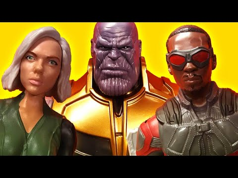 Download Youtube: We Hope Infinity War is Better Than These Avengers Toys - Up At Noon Live!