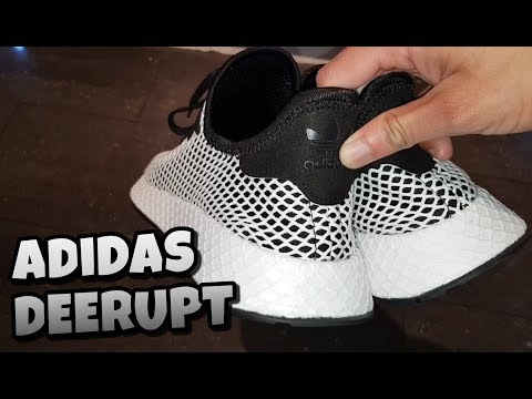 f8ae8455f Adidas Deerupt Runner Grey