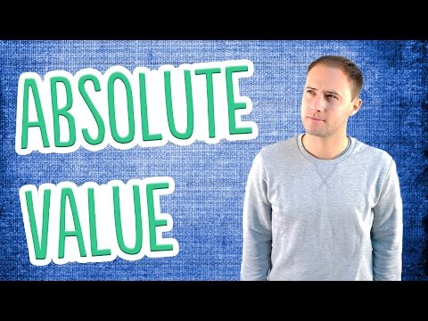 Absolute Value
