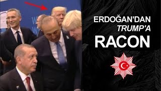 Erdoğan'dan Trump'a Racon...