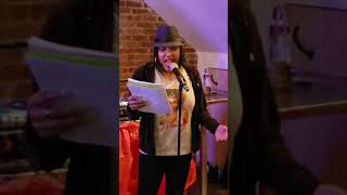 Jereni-Sol featured poet Lounge 2.26.2020