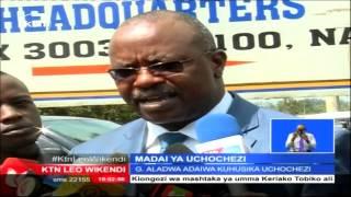 Aliyekuwa Meya wa Nairobi George Aladwa awekwa korokoroni kwa madai ya uchochezi