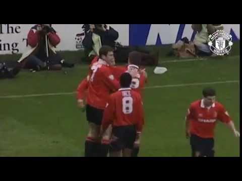 Ryan Giggs' goals at QPR