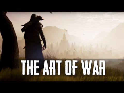 ASHES OF CREATION: PREDATOR THE ART OF WAR