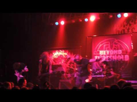 Beyond Threshold - Synergy  (Live) The Rave, Milwaukee 5/7/15