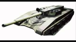 690 Армата, объект 640 или The Black Eagle Tank