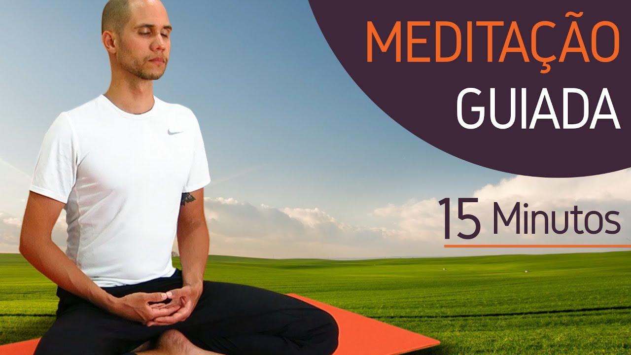 Meditação Guiada 15 minutos |  Paz e relaxamento interno #TBT