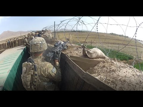 Troops in Contact - Silencing Enemy Fire team