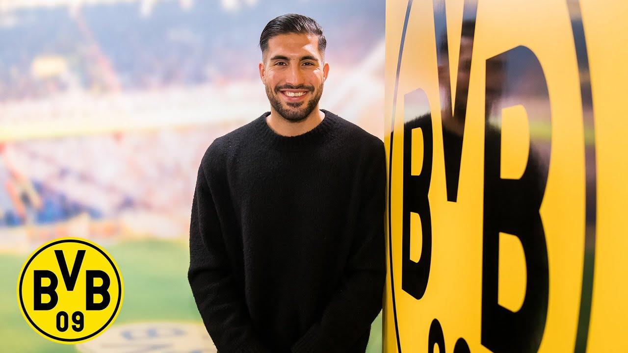 Borussia Dortmund verpflichtet Emre Can   #EinfachEmre