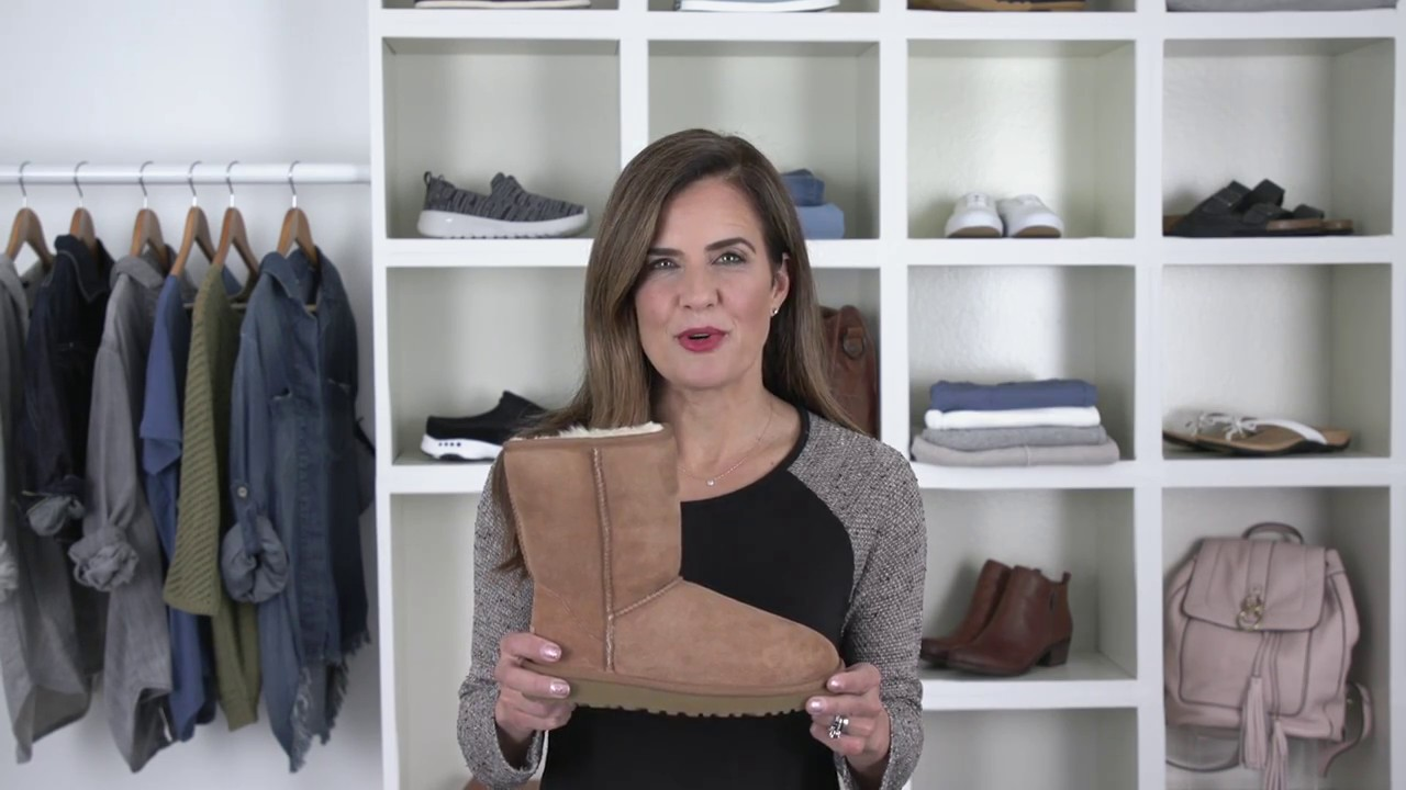 bf04f0278cb UGG Classic II Short Boot | Shoes.com - YouTube