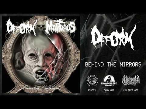 "Deform / Mortuous - ""Lamenting Reflections"" Split 7"" (Full Album)"