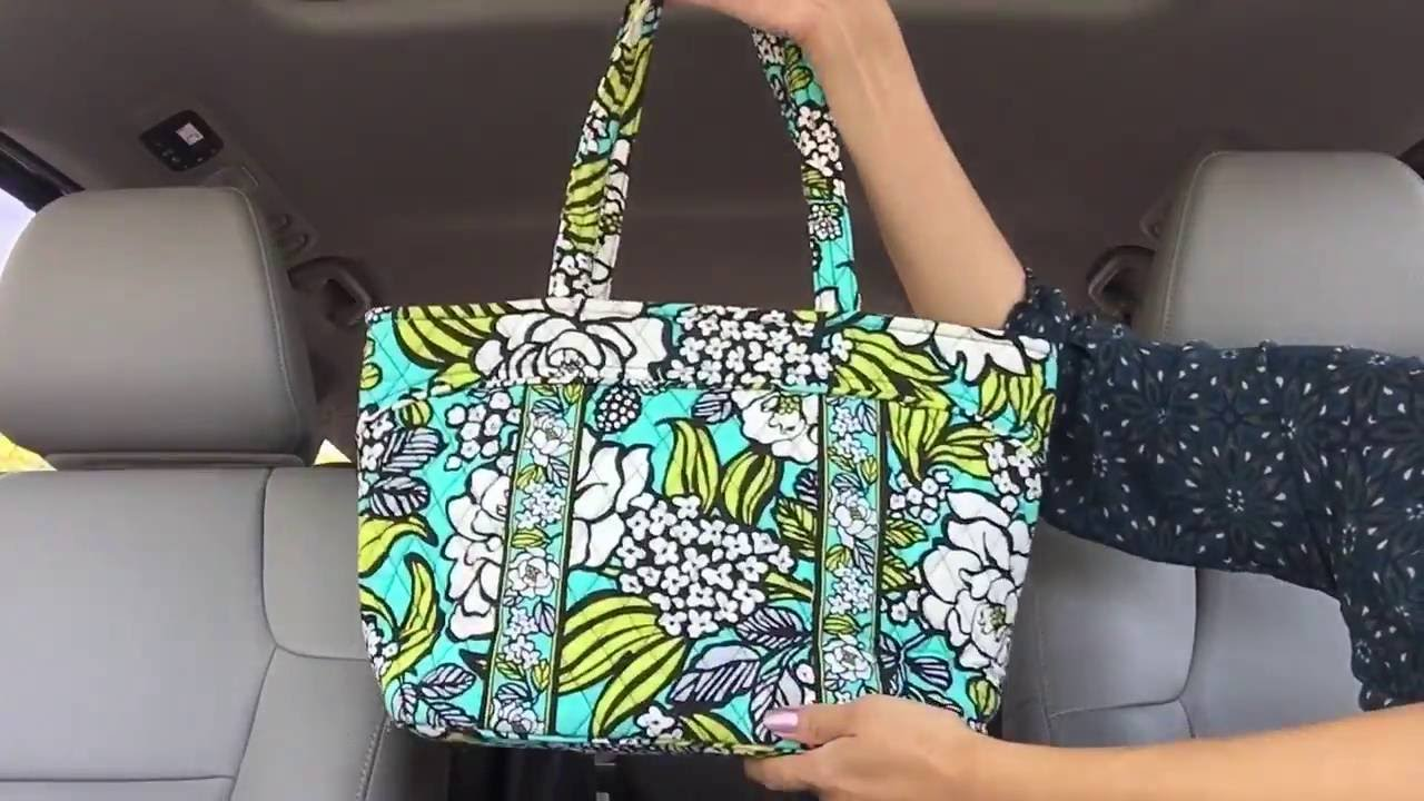 Vera Bradley Mandy Shoulder Bag Review - YouTube 37b41692d77dc