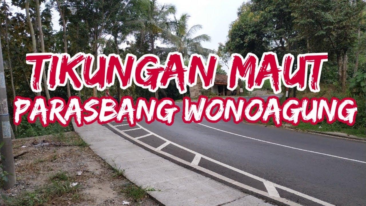 Viral Kecelakaan NYUNGSEP 6X dalam 1 Bulan - Tikungan Maut Wonoagung