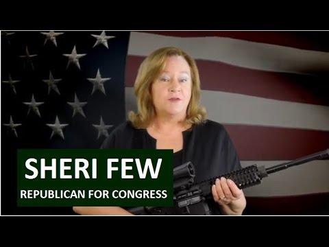 Sheri Few For Congress    NOW!