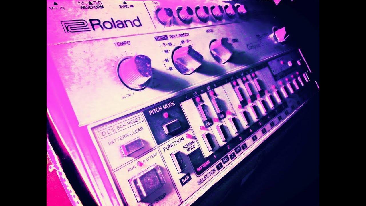 Drop acid not bombs acid house techno mix for Acid house techno
