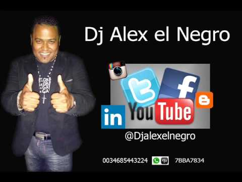 Ponte Pa Aca - Artesano De La R Salsa Choke 2014  Dj Alex El Negro
